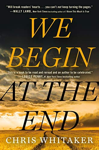 We Begin at the End Kindle Edition