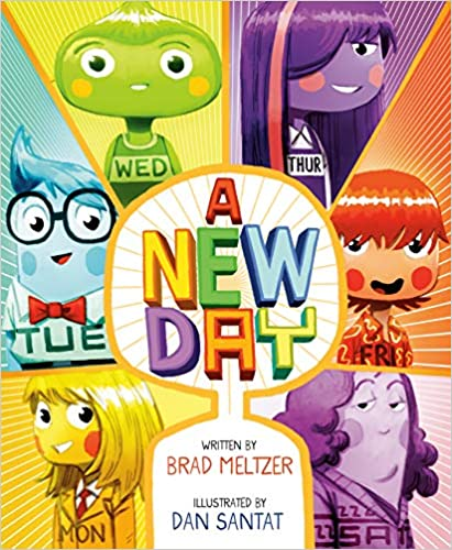 A New Day Hardcover – Picture Book, March 2, 2021