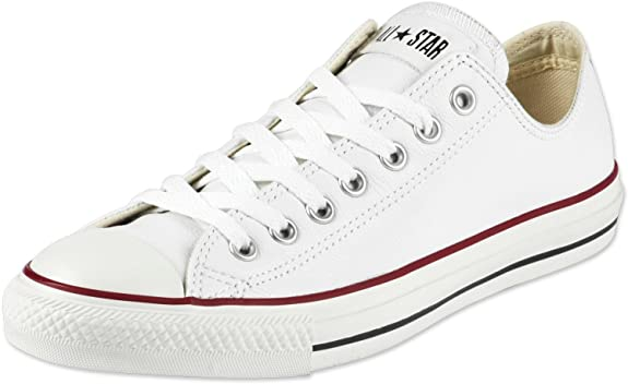 Converse Unisex-Adult Chuck Taylor All Star Leather Low Top Sneaker