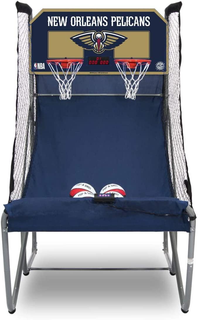 Pop-A-Shot Home Dual Shot - New Orleans Pelicans