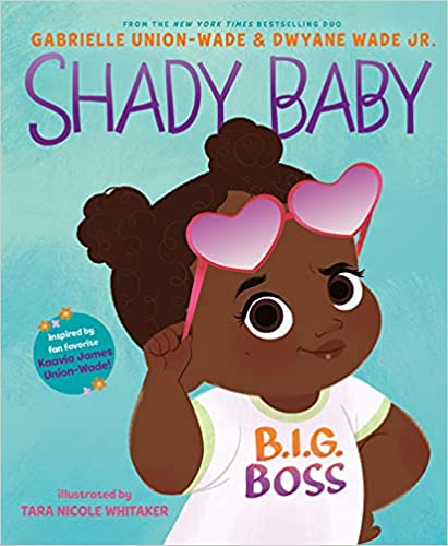 Shady Baby Hardcover – Picture Book, May 18, 2021