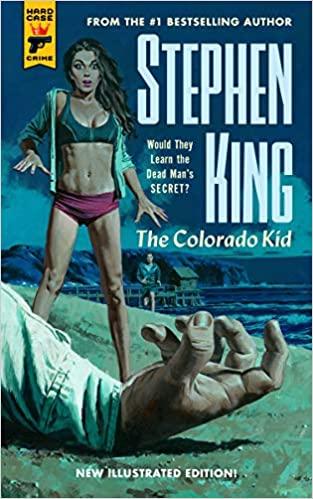 The Colorado Kid Mass Market Paperback
