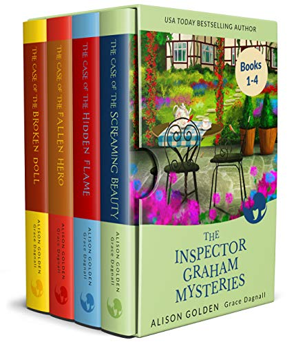The Inspector Graham Mysteries: Books 1-4 (Inspector Graham Collection Book 1)